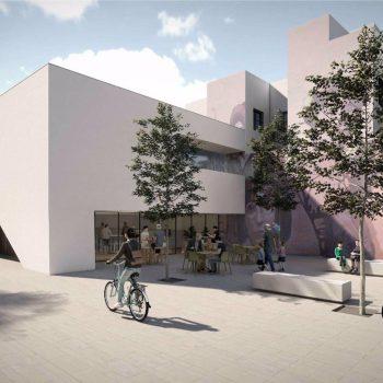 Sevilla.- Un nuevo centro cívico municipal en Alcalá reforzará la participación ciudadana y servicios en la zona sur
