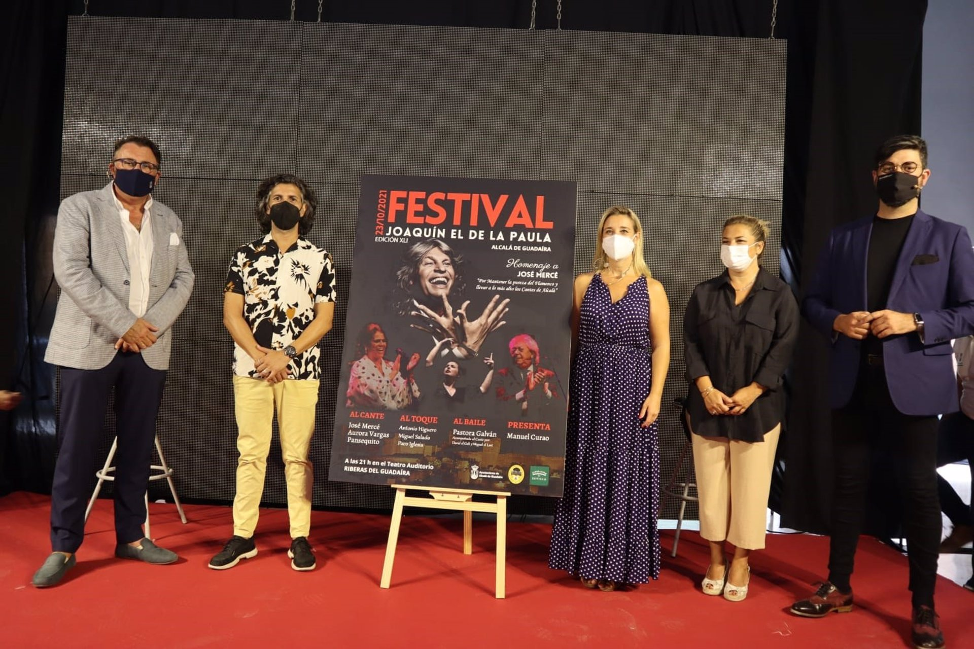 Sevilla.- Alcalá de Guadaíra reivindica su protagonismo en el mundo flamenco con dos festivales y cuatro espectáculos