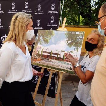 Sevilla.- El nuevo Centro de la Igualdad de Alcalá se convertirá en el espacio central de convivencia de la zona norte