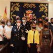 Posado condecoraciones CNP en Ayto Alcalá
