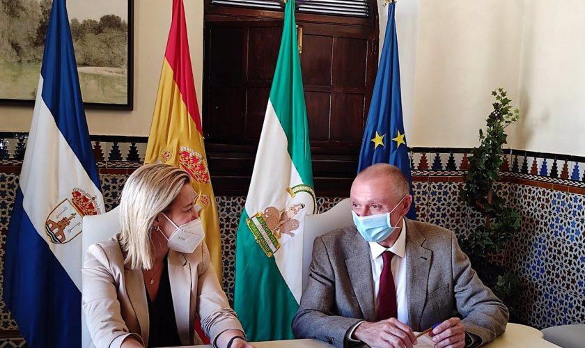 Sevilla.-Alcalá y Emasesa destinarán 5,7 millones para renovar las calles Nuestra Señora del Águila y Orellana
