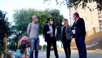 Sevilla.- Avances en proyectos de colaboración entre el Ayuntamiento Alcala Guadaíra y Emasesa en el Monumento Natural